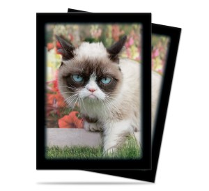 Deck Pro Grumpy Cat Flowers