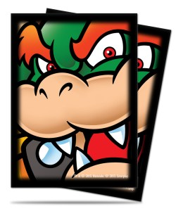 Deck Pro Sleeves Super Mario Bowser
