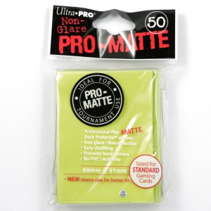 UltraPro Pro-Matte Bright Yellow