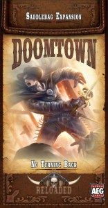 Doomtown Saddlebag #5 No Turning Back