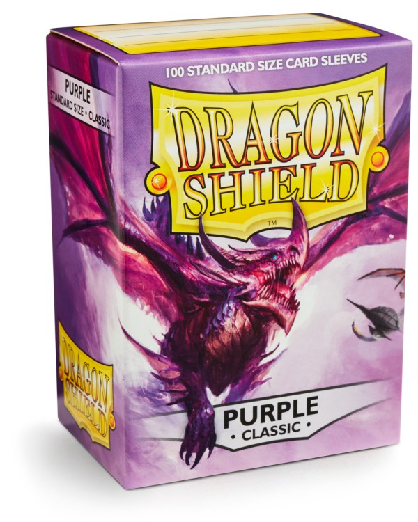 Dragon Shield Purple 100-p