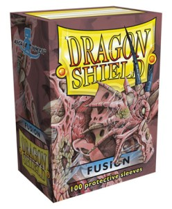 Dragon Shield Fusion 100-p