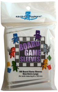 Board Game Sleeves Extra Large
