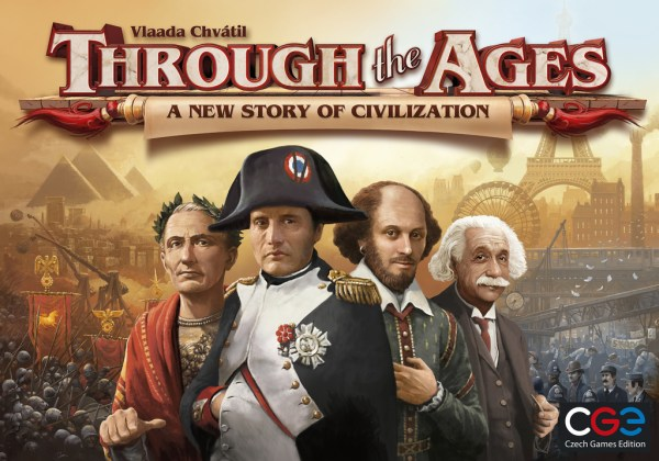 Through the Ages: A New Story