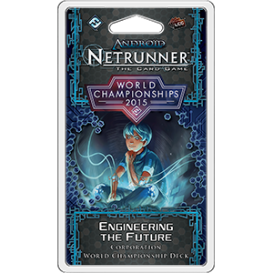Netrunner: Engineering the Future World Championship 2015