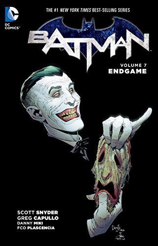 BATMAN TP VOL 07 ENDGAME