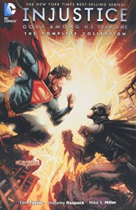INJUSTICE GODS AMONG US YEAR ONE COMPLETE COL TP