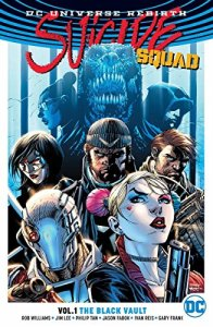 Suicide Squad TP Vol 1 The Black Vault (Rebirth)