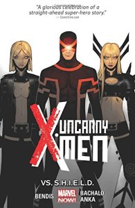 UNCANNY X-MEN TP VOL 04 VS SHIELD