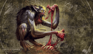 Playmat Arkham Horror: Bloodlust