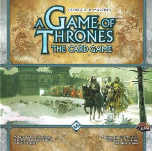 A Game of Thrones: The Card Game (Second Edition) – Daggers in the Dark