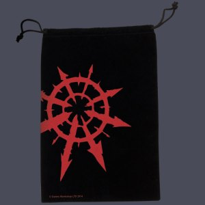 Chaos Star Dice Bag