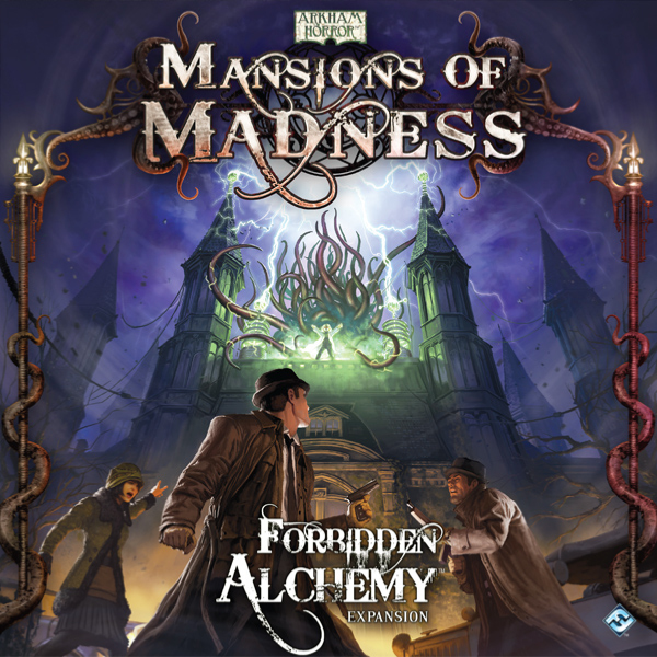 Mansions of Madness: Forbidden Alchemy