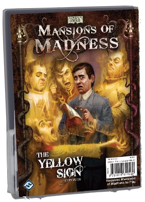 Mansions of Madness: The Yellow Sign