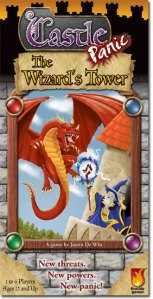 Castle Panic: Wizard's Tower