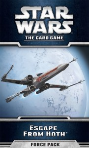 Star Wars LCG Escape From Hoth Force Pac