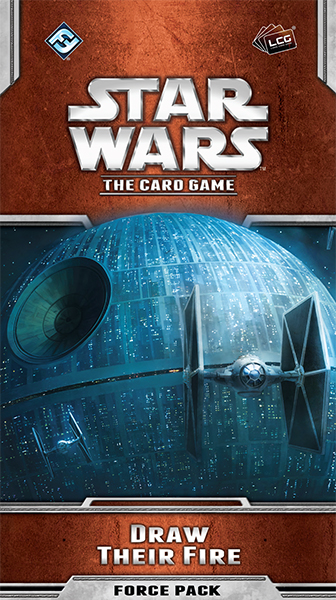 Star Wars LCG Draw Their Fire Force Pack
