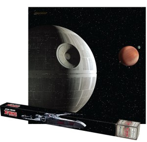 SW X-Wing Death Star Assault Playmat
