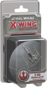 SW X-Wing: Z-95 Headhunter