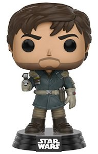 Funko Pop! Star Wars – Captain Cassian Andor (Rogue One)