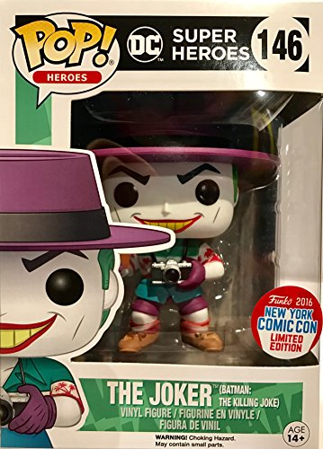 Funko Pop! DC Comics – The Joker: The Killing Joke (2016 NYCC Exclusive)
