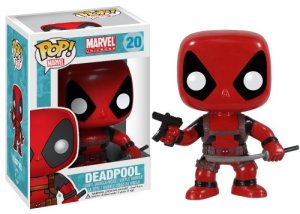 Funko Pop! Marvel – Deadpool (With Guns)
