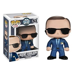 Funko Pop! Marvel – Agent Coulson