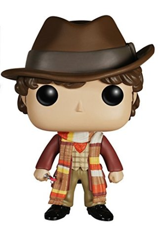 Funko Pop! Dr Who – Fourth Doctor