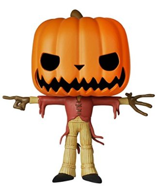 Funko Pop! The Nightmare Before Christmas – Jack the Pumpkin King