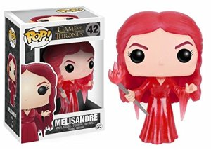 Funko Pop! Game of Thrones – Melisandre (Translucent)