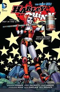 Harley Quinn Volume 1: Hot in the City TP (The New 52) (Harley Quinn (Numbered))