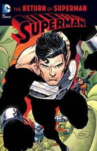 SUPERMAN THE RETURN OF SUPERMAN TP