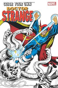 Color Your Own Doctor Strange