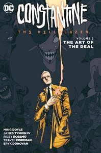 CONSTANTINE THE HELLBLAZER TPVOL 02 THE ART OF THE DEAL