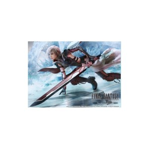 Final Fantasy TCG Lightning Sleeves (60-p)