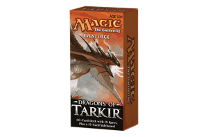 Magic the Gathering: Dragons of Tarkir Event Deck