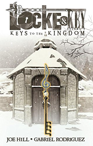Locke & Key Volume 4: Keys to the Kingdom (Locke & Key (Idw) (Quality Paper))