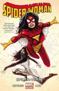 SPIDER-WOMAN TP VOL 01 SPIDER-VERSE