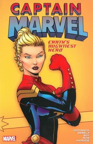 CAPTAIN MARVEL EARTHS MIGHTIEST HERO TP VOL 01
