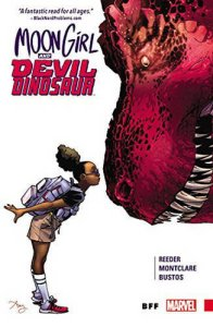 Moon Girl and Devil Dinosaur Vol. 1 BFF