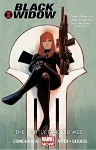 BLACK WIDOW TP VOL 02 TIGHTLYTANGLED WEB