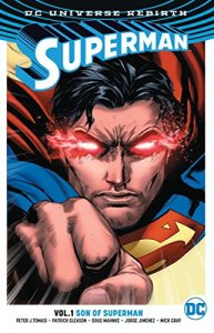 SupermanTP Vol 1: Son of Superman (Rebirth)