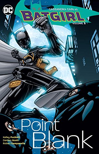 Batgirl Vol. 3: Point Blank