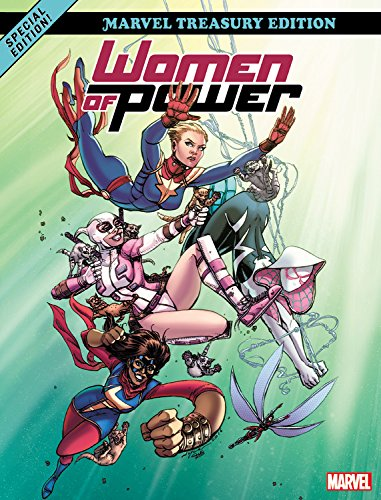 Heroes of Power: The Women of Marvel: All-New Marvel Treasury Edition