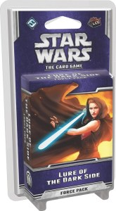 Star Wars LCG Lure of Dark Side Force Pa