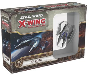 SW X-Wing: IG-2000