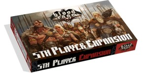 Blood Rage: 5th Player Exp.