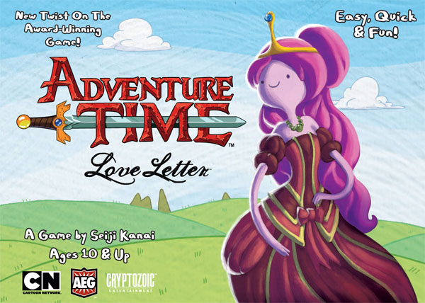 Adventure Time Love Letter (box)