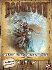 Doomtown Reloaded Immovable Object, Unstoppable Force