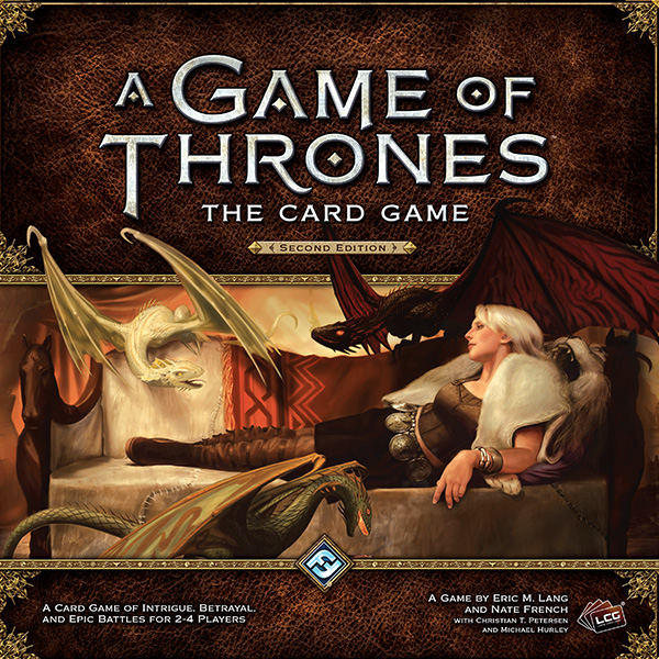 A Game of Thrones: The Card Game (Second Edition)